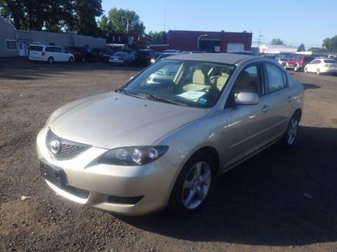 2005 Mazda MAZDA3 for sale at GLOBAL MOTOR GROUP in Newark NJ