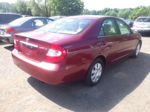 2004 Toyota Camry for sale at GLOBAL MOTOR GROUP in Newark NJ