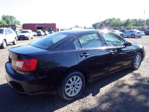 2011 Mitsubishi Galant for sale at GLOBAL MOTOR GROUP in Newark NJ