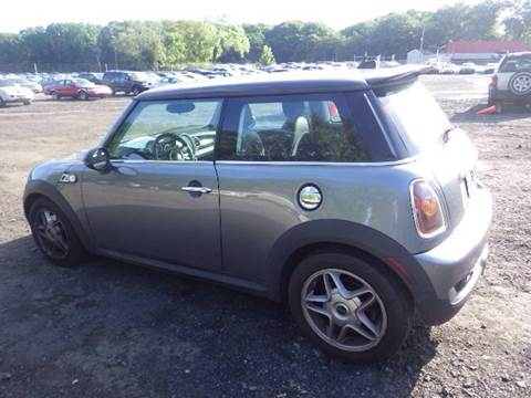 2007 MINI Cooper for sale at GLOBAL MOTOR GROUP in Newark NJ