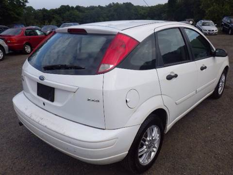 2005 Ford Focus for sale at GLOBAL MOTOR GROUP in Newark NJ