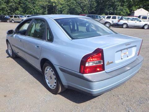 2000 Volvo S80 for sale at GLOBAL MOTOR GROUP in Newark NJ