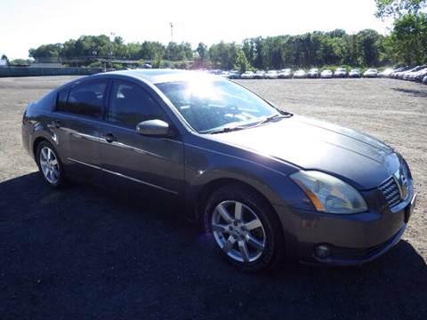 2005 Nissan Maxima for sale at GLOBAL MOTOR GROUP in Newark NJ