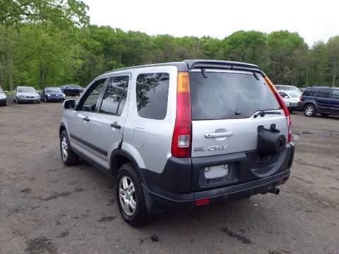 2002 Honda CR-V for sale at GLOBAL MOTOR GROUP in Newark NJ