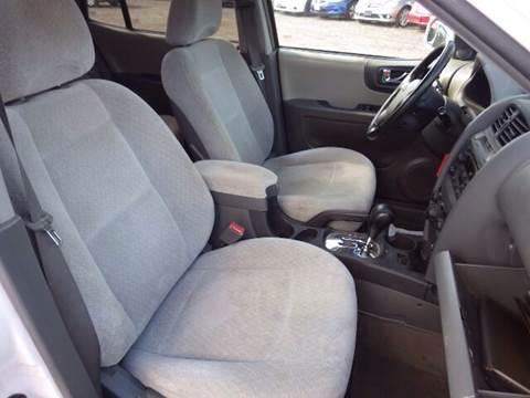 2005 Hyundai Santa Fe for sale at GLOBAL MOTOR GROUP in Newark NJ
