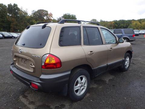 2004 Hyundai Santa Fe for sale at GLOBAL MOTOR GROUP in Newark NJ