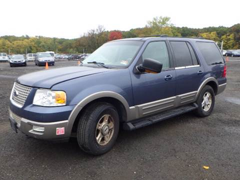 2003 Ford Expedition for sale at GLOBAL MOTOR GROUP in Newark NJ