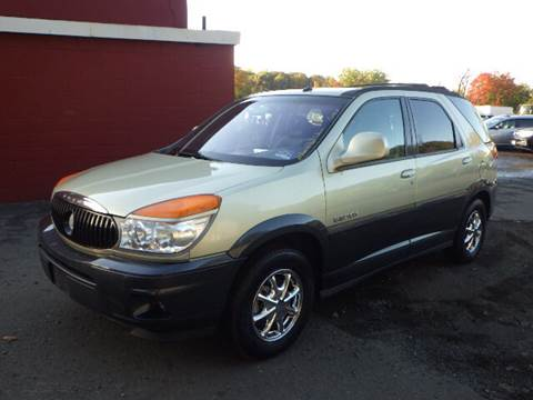 2003 Buick Rendezvous for sale at GLOBAL MOTOR GROUP in Newark NJ
