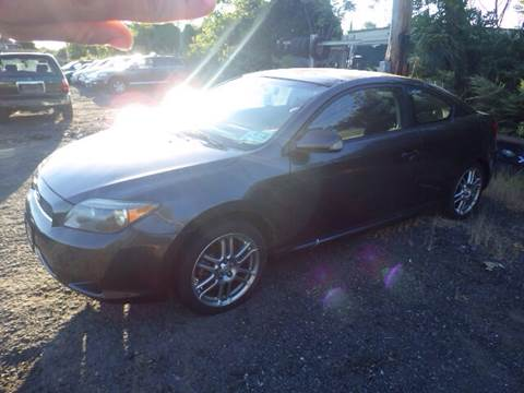 2007 Scion tC for sale at GLOBAL MOTOR GROUP in Newark NJ
