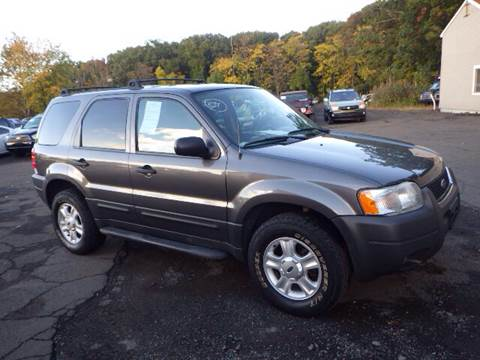 2004 Ford Escape for sale at GLOBAL MOTOR GROUP in Newark NJ