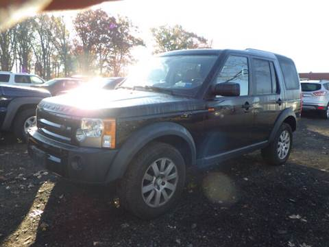 2005 Land Rover LR3 for sale at GLOBAL MOTOR GROUP in Newark NJ