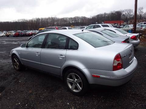 2004 Volkswagen Passat for sale at GLOBAL MOTOR GROUP in Newark NJ