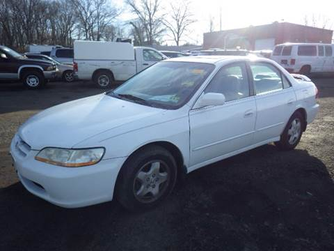 1998 Honda Accord for sale at GLOBAL MOTOR GROUP in Newark NJ