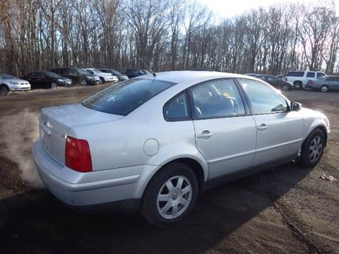1999 Volkswagen Passat for sale at GLOBAL MOTOR GROUP in Newark NJ