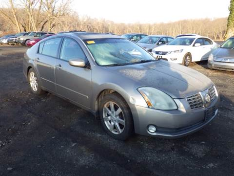 2004 Nissan Maxima for sale at GLOBAL MOTOR GROUP in Newark NJ