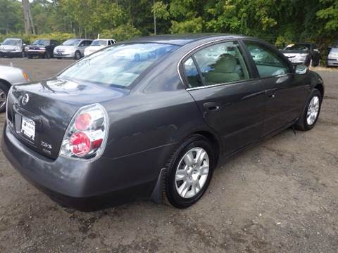 2006 Nissan Altima for sale at GLOBAL MOTOR GROUP in Newark NJ