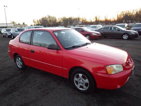 2000 Hyundai Accent for sale at GLOBAL MOTOR GROUP in Newark NJ