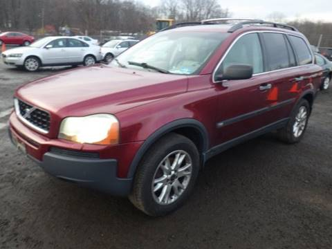 2003 Volvo XC90 for sale at GLOBAL MOTOR GROUP in Newark NJ