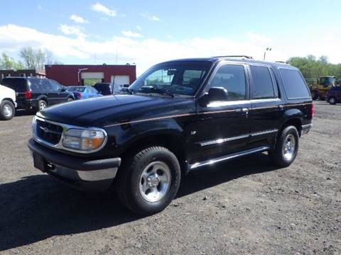 1998 Ford Explorer for sale at GLOBAL MOTOR GROUP in Newark NJ