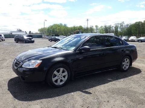 2003 Nissan Altima for sale at GLOBAL MOTOR GROUP in Newark NJ