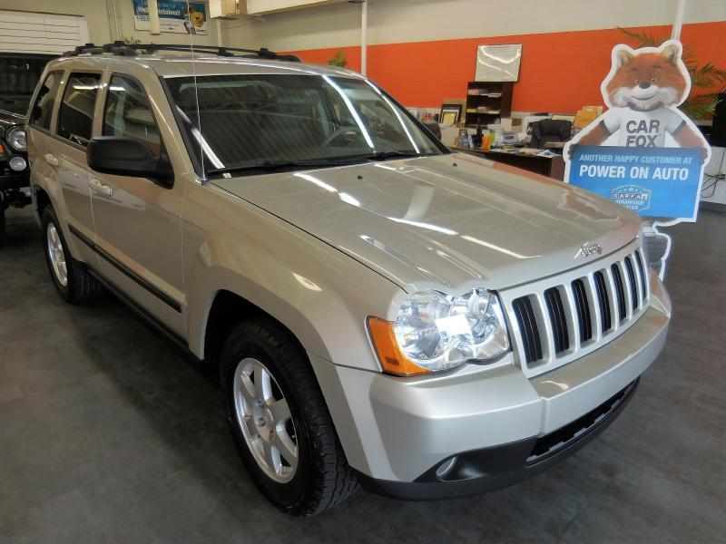 2008 Jeep Grand Cherokee 4x2 Laredo 4dr SUV - Matthews NC