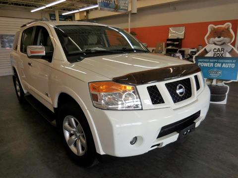 2009 Nissan Armada for sale in Matthews, NC