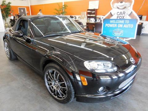 2008 Mazda MX-5 Miata for sale in Matthews, NC