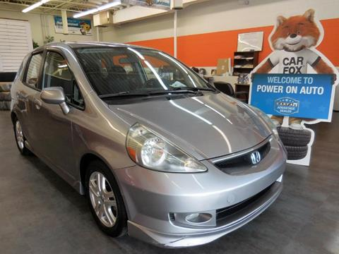 2007 Honda Fit for sale in Matthews, NC