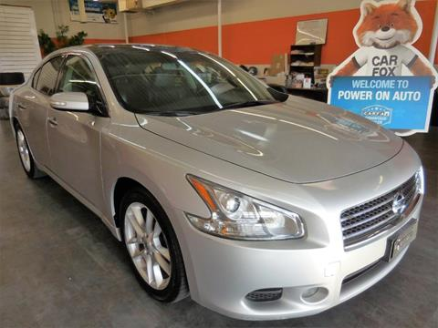 2011 Nissan Maxima for sale in Matthews, NC