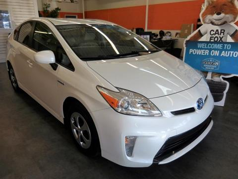 2013 Toyota Prius for sale in Matthews, NC