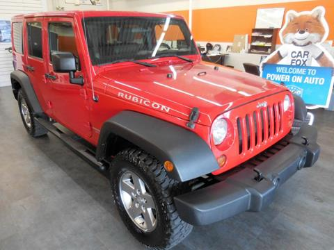 2012 Jeep Wrangler Unlimited for sale in Matthews, NC