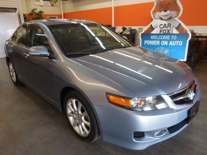 Acura TSX In Matthews NC Power On Auto LLC - Acura tsx for sale in nc