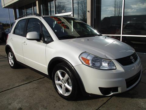 2008 Suzuki SX4 Crossover for sale in Monroe, NC