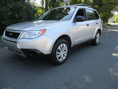 2009 Subaru Forester for sale in Woburn, MA