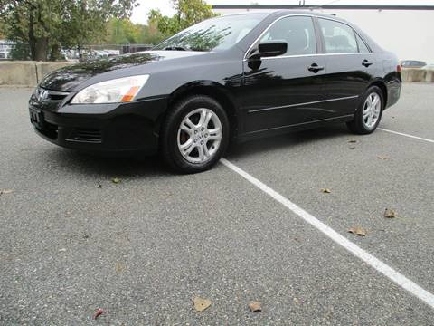 2007 Honda Accord for sale in Woburn, MA