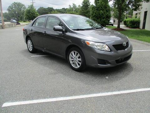 2010 Toyota Corolla for sale in Woburn, MA