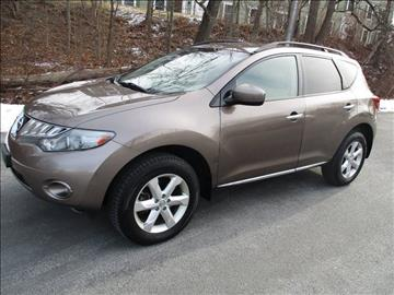 2010 Nissan Murano for sale in Woburn, MA
