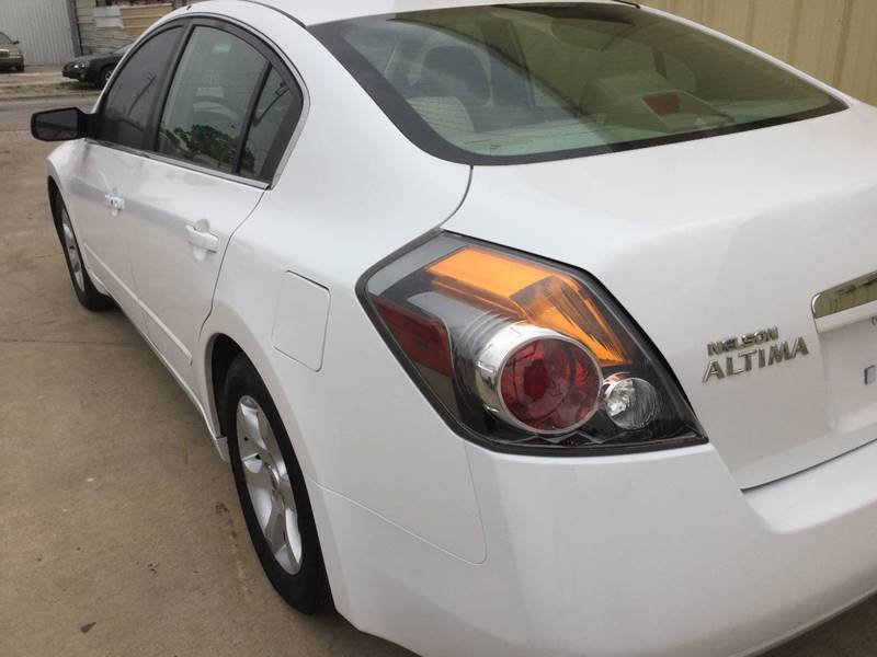 2009 Nissan Altima 2.5 SL 4dr Sedan - Oklahoma City OK