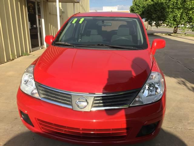 2011 Nissan Versa 1.8 SL 4dr Hatchback - Oklahoma City OK