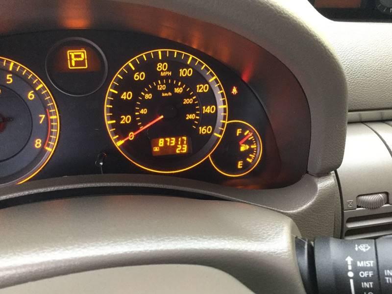 2006 Infiniti G35 2dr Coupe w/automatic - Oklahoma City OK