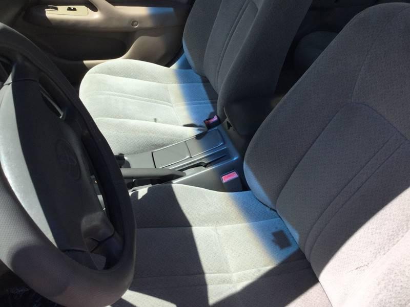 2000 Toyota Camry LE 4dr Sedan - Oklahoma City OK