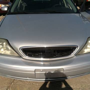 2005 Mercury Sable for sale at LOWEST PRICE AUTO SALES, LLC in Oklahoma City OK