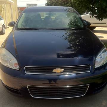 2007 Chevrolet Impala for sale at LOWEST PRICE AUTO SALES, LLC in Oklahoma City OK