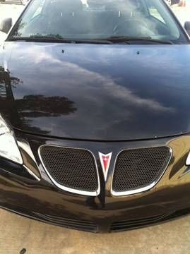 2008 Pontiac G6 for sale at LOWEST PRICE AUTO SALES, LLC in Oklahoma City OK