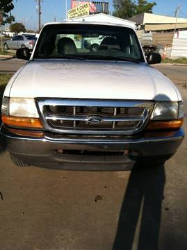 2000 Ford Ranger for sale at LOWEST PRICE AUTO SALES, LLC in Oklahoma City OK