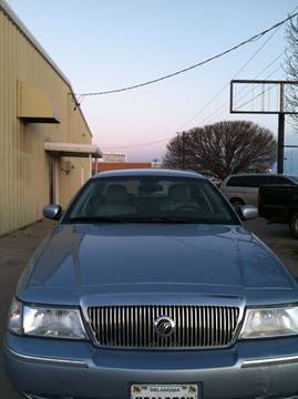 2005 Mercury Grand Marquis for sale at LOWEST PRICE AUTO SALES, LLC in Oklahoma City OK
