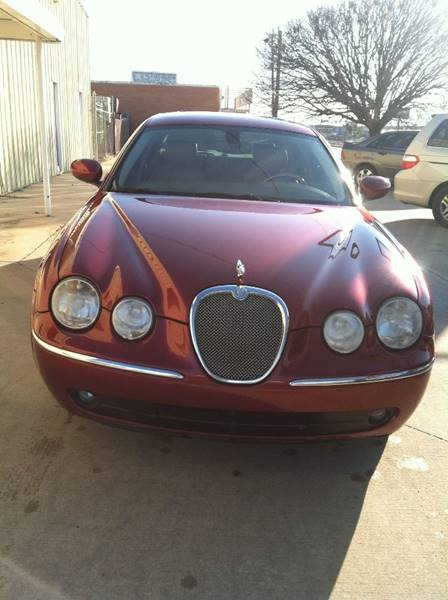 2006 Jaguar S-Type for sale at LOWEST PRICE AUTO SALES, LLC in Oklahoma City OK