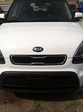 2013 Kia Soul for sale at LOWEST PRICE AUTO SALES, LLC in Oklahoma City OK