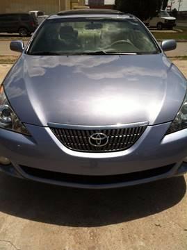 2006 Toyota Camry Solara for sale in Oklahoma City, OK