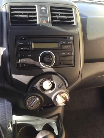 2012 Nissan Versa 1.6 SV 4dr Sedan - Oklahoma City OK